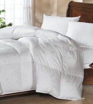 Cleaning your Down Comforter